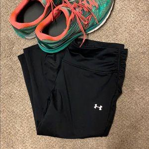 Under Armour workout capris